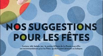 Pile et face dans les recommandations des Fêtes de La Presse + !