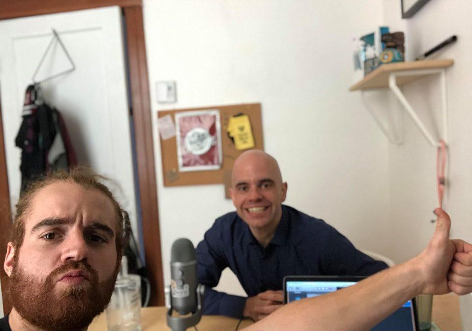 Entrevue avec Smith Vibes : on parle d'entraînement, de mon livre et de Bourse!