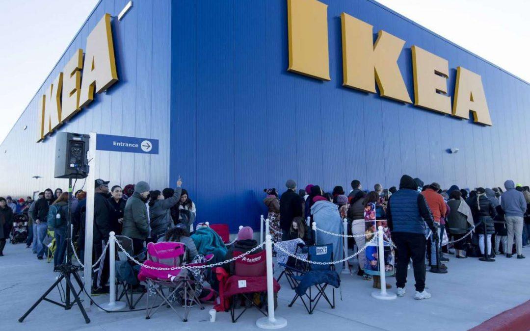 DERNIÈRE HEURE – IKEA annonce l'ouverture d'une usine de production de papier de toilette à Québec